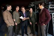 Jersey Boys the Movie - <br /> Nick Jonas as Frankie Valli, Matt Bogart as Nick Massi, Andy Karl as Tommy DeVito, CJ Pawlikowski as Bob Gaudio, with direction by Des McAnuff