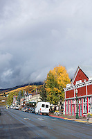 Scenic image of Crested Butte, Colorado.