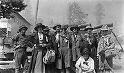 0613-Q86.  Mazamas, Mt Rainier, Washington state, 1918