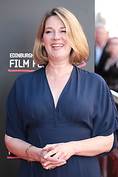 Edinburgh International Film Festival 2019<br /> <br /> Boyz In The Wood (European Premiere)<br /> <br /> Stars and guests arrive on the red carpet<br /> <br /> Pictured: Natalie Brenner<br /> <br /> Alex Todd   Edinburgh Elite media