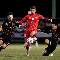 25th July 2021 - NPL Queensland Senior Men RD18: Olympic FC v Eastern Suburbs FC