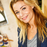 NLD/Zoelen/20150902 - Persdag RTL Eigen Huis en Tuin, presentatrices Froukje de Both