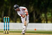 MVP Matthew Hocquard of Huntley during the National Primary School Cup Final, Bert Sutcliffe Oval, Lincoln, New Zealand, 16th November 2018.Copyright photo: John Davidson / www.photosport.nz