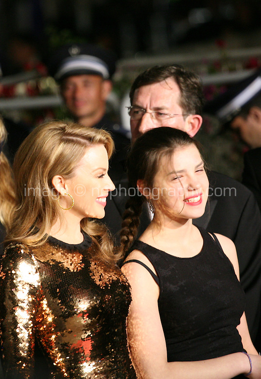 Kylie Minogue at the Holy Motors gala screening, red carpet at the 65th Cannes Film Festival France. Wednesday 23rd May 2012 in Cannes Film Festival, France.