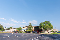 Exterior image of Padonia Commerce Building in Maryland by Jeffrey Sauers of Commercial Photographics, Architectural Photo Artistry in Washington DC, Virginia to Florida and PA to New England