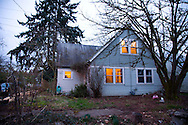 The home of Margaret B. Jones in Eugene, Oregon