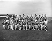 All Ireland Senior Final (Replay), Kilkenny v Waterford.  Kilkenny Team..04.10.1959