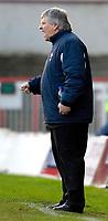 Photo: Alan Crowhurst.<br />Swindon Town v Macclesfield Town. Coca Cola League 2. 27/01/2007. Swindon coach Paul Sturrock.