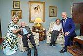 April 29, 2021 - GA: President and First Lady Biden Visit Former President and First Lady Carter