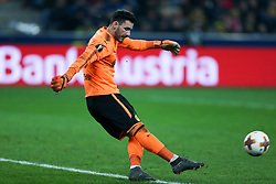 15.03.2018, Red Bull Arena, Salzburg, AUT, UEFA EL, FC Salzburg vs Borussia Dortmund, Achtelfinale, Rueckspiel, im Bild Roman Bürki (Borussia Dortmund) // during the UEFA Europa League Round of 16, 2nd Leg Match between FC Salzburg and Borussia Dortmund at the Red Bull Arena in Salzburg, Austria on 2018/03/15. EXPA Pictures © 2018, PhotoCredit: EXPA/ Roland Hackl