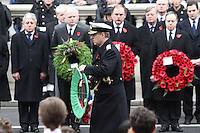 Prince Andrew Duke Of York Remembrance Sunday - Cenotaph Service, Whitehall, London, UK, 14 November 2010:  Contact: Ian@Piqtured.com +44(0)791 626 2580 (Picture by Richard Goldschmidt)