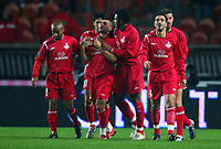 Fotball<br /> Foto: Dppi/Digitalsport<br /> NORWAY ONLY<br /> <br /> FOOTBALL - UEFA CUP 2006/2007 - GROUP G - PARIS SG v HAPOEL TEL AVIV FC - 23/11/2006 - JOY HAPOEL TEL AVIV