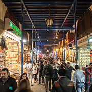 Located in the Eminonu quarter of Istanbul, next to the Galata Bridge, the Spice Bazaar is one of the city's largest and most famous markets. It is also known as the Egyptian Bazaar.