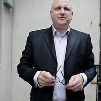 Nederland, Amsterdam , 21 augustus 2009..Felix Rottenberg (Amsterdam, 4 juni 1957) is een Nederlands politicus en programmamaker..Politician and program creator Felix Rottenberg.