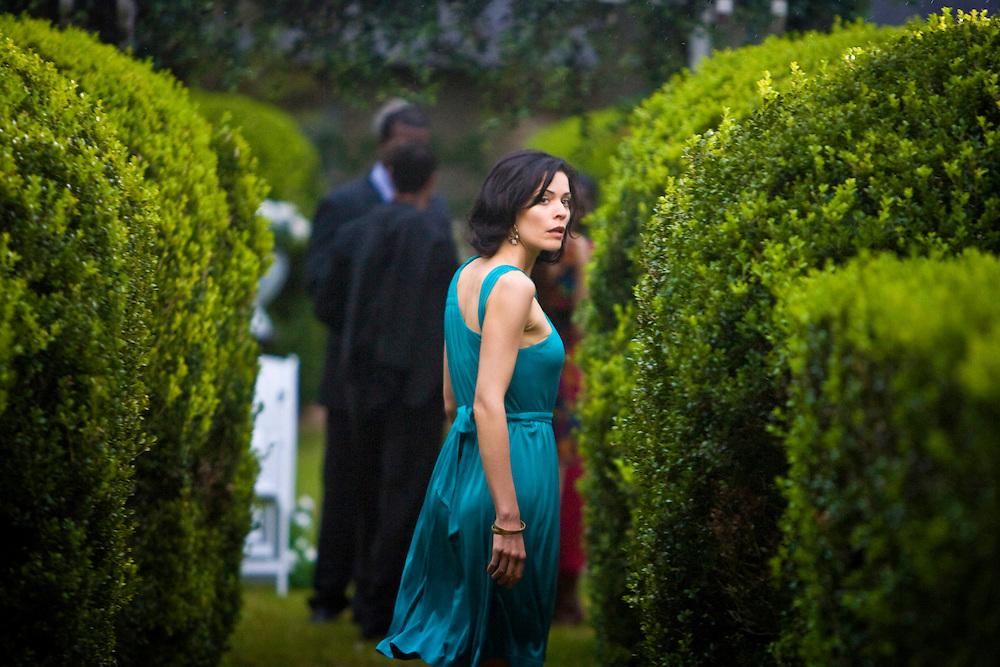 Lauren Stamile as Lena Simone in Lifetime Television's movie of Nora Robert's novel 'Midnight Bayou.'