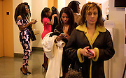 NEW YORK, NY-NOVEMBER 18:  Audience attends the 5th Annual W.E.E.N Awards held at the The Schomburg Center for Research in Black Culture on November 18, 2015 in Harlem, New York City.  (Photo by Terrence Jennings/terrencejennings.com)