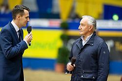 BALKENHOL Klaus (Trainer)<br /> Dortmund - Signal Iduna Cup 2019<br /> Grand Prix Special<br /> Meggle Preis<br /> 10. März 2019<br /> © www.sportfotos-lafrentz.de/Stefan Lafrentz