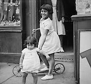 Children, Limehouse, London, 1934