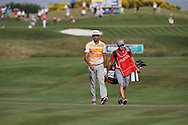 Rafa Cabrera-Bello (ESP) heading down the 9th during Round One of the 2015 Alstom Open de France, played at Le Golf National, Saint-Quentin-En-Yvelines, Paris, France. /02/07/2015/. Picture: Golffile | David Lloyd<br /> <br /> All photos usage must carry mandatory copyright credit (© Golffile | David Lloyd)