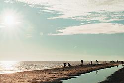 THEMENBILD - Strand von Pensacola, aufgenommen am 06.01.2019, Pensacola, Vereinigte Staaten von Amerika // Pensacola beach, Pensacola, United States of America on 2019/01/06. EXPA Pictures © 2019, PhotoCredit: EXPA/ Florian Schroetter