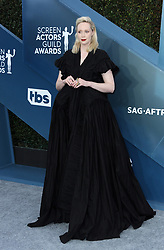 Gwendoline Christie at the 26th Annual Screen Actors Guild Awards held at the Shrine Auditorium in Los Angeles, USA on January 19, 2020.