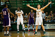 WACO, TX - DECEMBER 18: Brady Heslip #5 of the Baylor Bears defends against the Northwestern State Demons on December 18 at the Ferrell Center in Waco, Texas.  (Photo by Cooper Neill/Getty Images) *** Local Caption *** Brady Heslip
