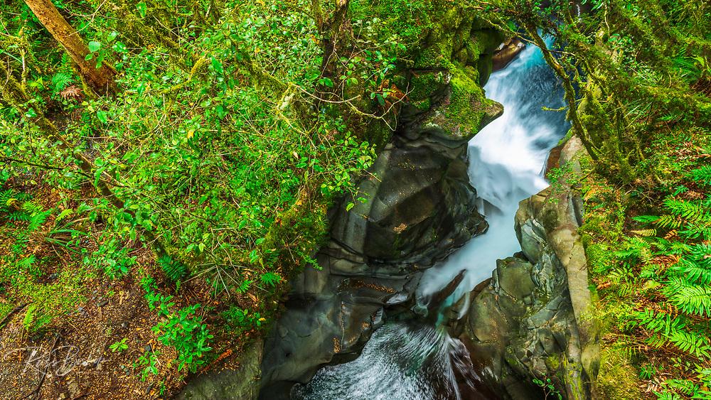 The Chasm, Fiordland National Park, South Island, New Zealand