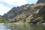 Hell's Canyon - Rafting, scenic photos - Snake River photos, stock photography - Oregon, Idaho