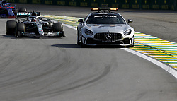 November 17, 2019, Sao Paulo, Brazil: Motorsports: FIA Formula One World Championship 2019, Grand Prix of Brazil, .safety car,  #44 Lewis Hamilton (GBR, Mercedes AMG Petronas Motorsport) (Credit Image: © Hoch Zwei via ZUMA Wire)