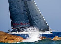 08_022036 © Sander van der Borch. Porto Cervo,  2 September 2008. Maxi Yacht Rolex Cup 2008  (1/ 6 September 2008). Day 2.