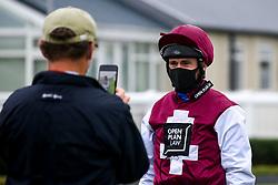 - Mandatory by-line: Robbie Stephenson/JMP - 19/08/2020 - HORSE RACING - Bath Racecourse - Bath, England - Bath Races