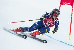 Sofia Goggia (ITA) during the Ladies' Giant Slalom at 57th Golden Fox event at Audi FIS Ski World Cup 2020/21, on January 16, 2021 in Podkoren, Kranjska Gora, Slovenia. Photo by Vid Ponikvar