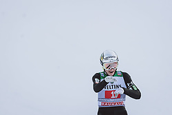 01.01.2021, Olympiaschanze, Garmisch Partenkirchen, GER, FIS Weltcup Skisprung, Vierschanzentournee, Garmisch Partenkirchen, Einzelbewerb, Herren, im Bild Anze Lanisek (SLO) // Anze Lanisek of Slovenia during the men's individual competition for the Four Hills Tournament of FIS Ski Jumping World Cup at the Olympiaschanze in Garmisch Partenkirchen, Germany on 2021/01/01. EXPA Pictures © 2020, PhotoCredit: EXPA/ JFK