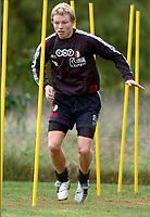 Fotball<br /> Belgia<br /> 06.01.2004<br /> Foto: Digitalsport<br /> Norway Only<br /> <br /> PORTIMAO 6/01/2004<br /> STANDARD DE LIEGE LUIK / WINTER STAGE HIVER PORTUGAL WINTERSTAGE ALGARVE /<br /> BJØRN HELGE RIISE