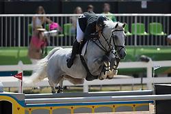 Alvarez Moya Sergio, ESP, Carlo 273<br /> Olympic Games Rio 2016<br /> © Hippo Foto - Dirk Caremans<br /> 19/08/16