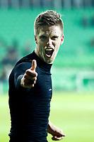 GRONINGEN - 08-02-2015 - FC Groningen - AZ,  Euroborg  Stadion, 2-4, AZ speler Markus Henriksen.