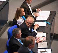 DEU, Deutschland, Germany, Berlin, 24.10.2017: Martin Erwin Renner, Abgeordneter der Partei Alternative für Deutschland (AfD), bei der konstituierenden Sitzung des 19. Deutschen Bundestags mit Wahl des Bundestagspräsidenten.