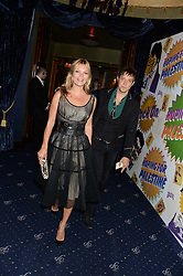 KATE MOSS and JAMIE HINCE at the Hoping Foundation's 'Rock On' Benefit Evening for Palestinian refuge children held at the Cafe de Paris, London on 20th June 2013.