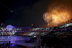 2018 Paralympic Games - Opening Ceremony - 09 March 2018