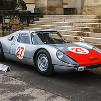 1964, Porsche 904 Carrera GTS at Rennsport Collective at Stowe House, Buckinghamshire, UK, on 1 November 2020