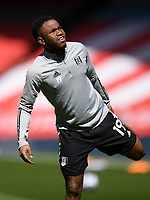 Football - 2020 /2021 Premier League - Arsenal v Fulham - Emirate Stadium<br /> <br /> Fulham's Ademola Lookman during the pre-match warm-up.<br /> <br /> COLORSPORT