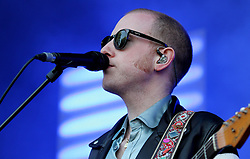 September 1, 2017 - Stockholm, Sweden - Two Door Cinema Club ..Popaganda Festival, Stockholm, Sweden, 1-2 September, 2017 ..(c) Mattias Hansson / IBL..XPBE (Credit Image: © Mattias Hansson/IBL via ZUMA Press)