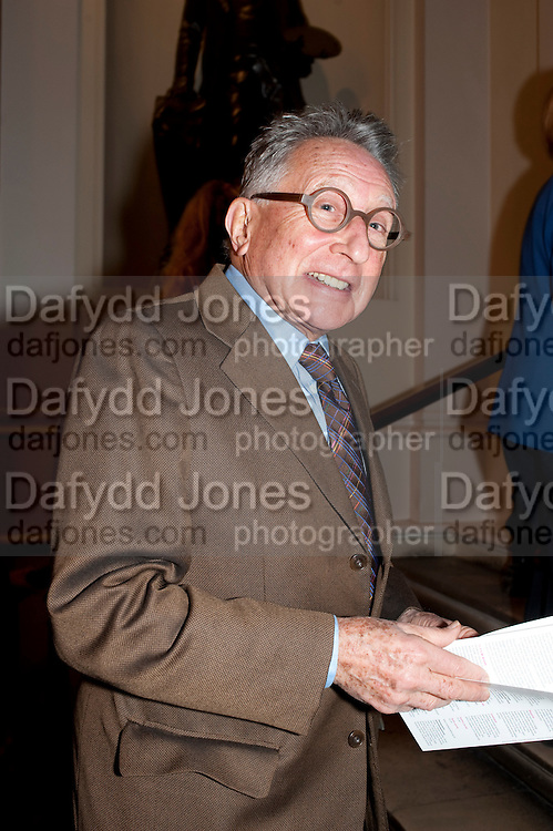 KASMIN,  Opening of David Hockney ' A Bigger Picture' Royal Academy. Piccadilly. London. 17 January 2012