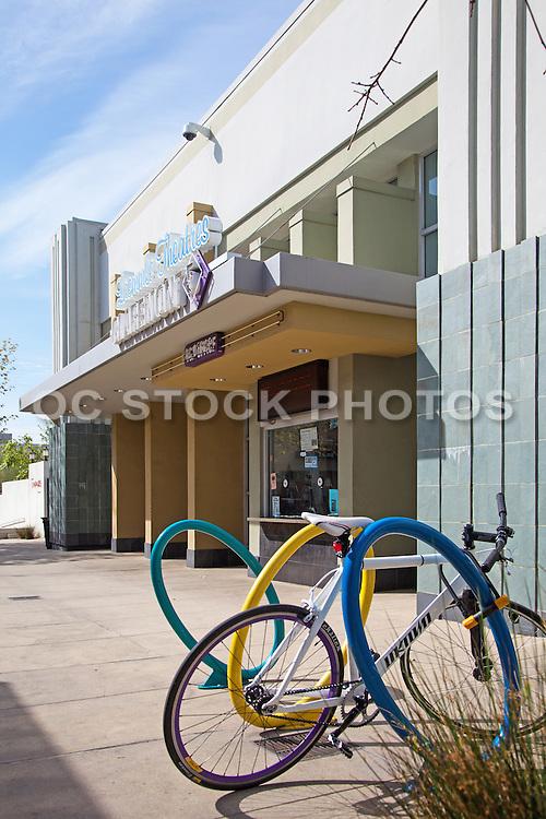 Laemmle Theatres at Claremont Village Square in Claremont California