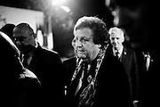 Anna Maria Cancellieri, during the French-Italian political summit at Villa Madama. Rome, 20 november 2013. Christian Mantuano / OneShot