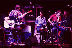 The Grateful Dead live at Radio City Music Hall, New York City Performing their Acoustic Set at this historic venue on Thursday 30 October 1980.