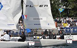 Hansen v Iehl. Photo:Chris Davies/WMRT