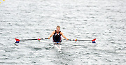 Eton. Great Britain. USA JM1X. Ryan ALLEN, competing at the Eton Rowing Centre 2011 FISA Junior  World Rowing Championships. Dorney Lake, Nr Windsor. Thursday, 04/08/2011  [Mandatory credit: Peter Spurrier Intersport Images]