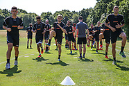 Forest Green Rovers 09-07-2018. Pre-Season Training Camp 090718