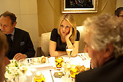 KATE REARDON, Graydon Carter hosts a dinner to celebrate the reopening og the American Bar at the Savoy.  Savoy Hotel, Strand. London. 28 October 2010. -DO NOT ARCHIVE-© Copyright Photograph by Dafydd Jones. 248 Clapham Rd. London SW9 0PZ. Tel 0207 820 0771. www.dafjones.com.